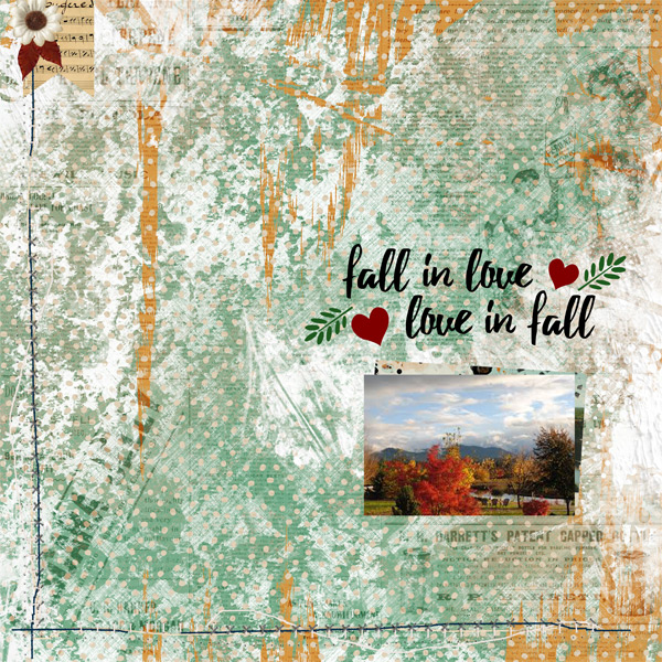 Love in Fall