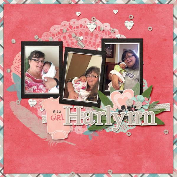 Harlynn and Aunt Missa