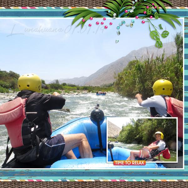 rafting R