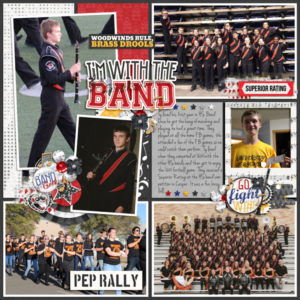 Fall HS Marching Band