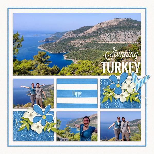 Stunning Turkey