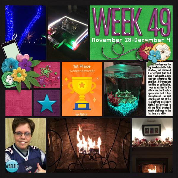 P52 Week 49 2016