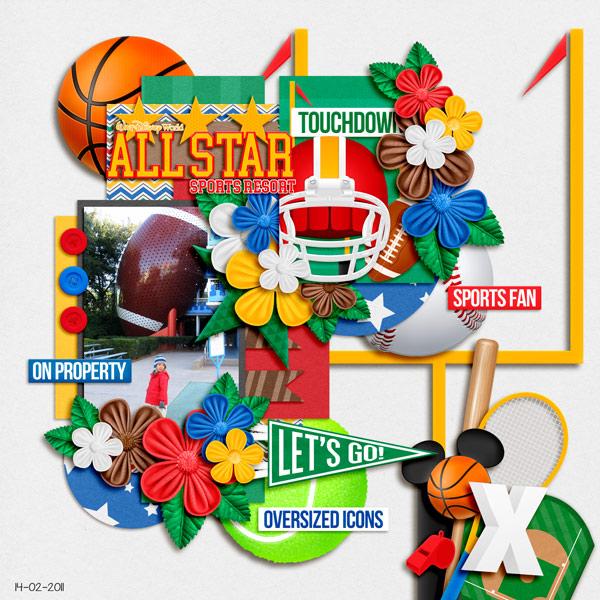 all stars sports resort