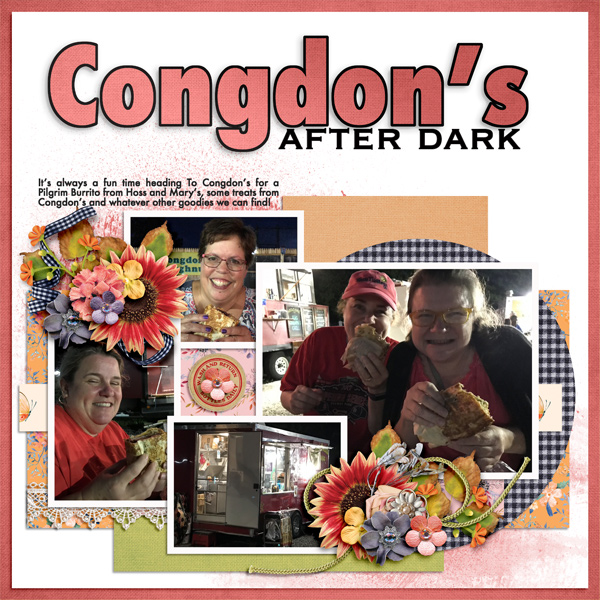 Congdon's After Dark