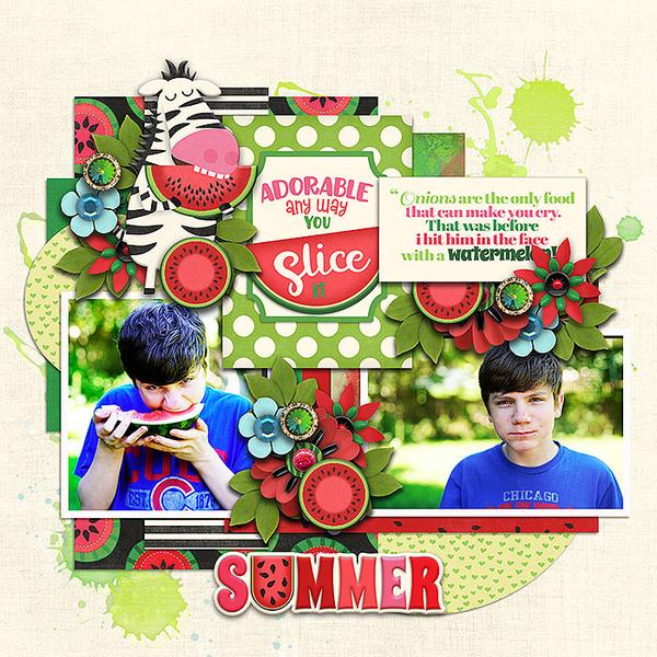 Summer Holiday 1