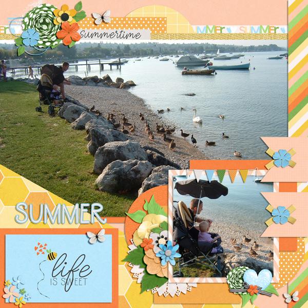 summertime at Bardolino