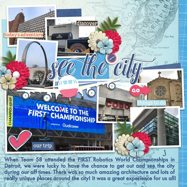 Explore Detroit p.2