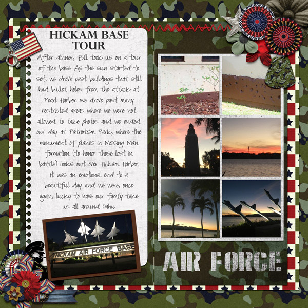 2017 HI Hickam Tour