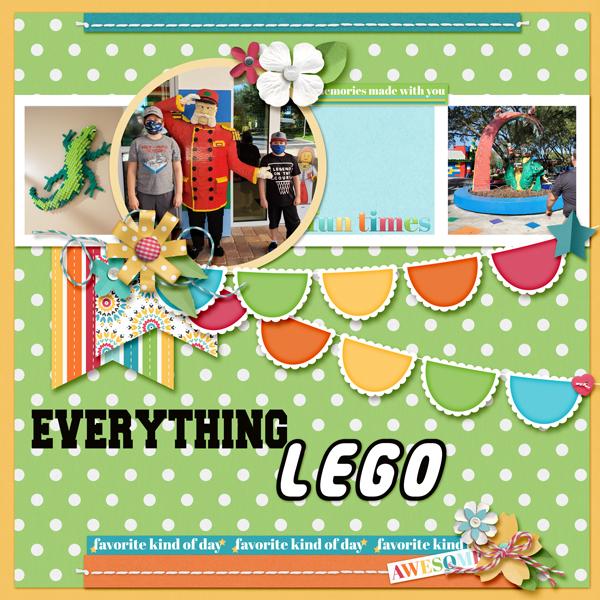 Legoland creations