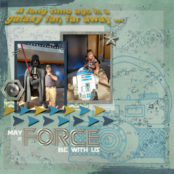 may the force be with us