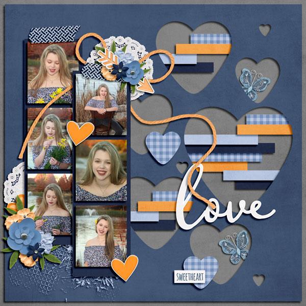 Abigail's Senior Pictures 11.7.20
