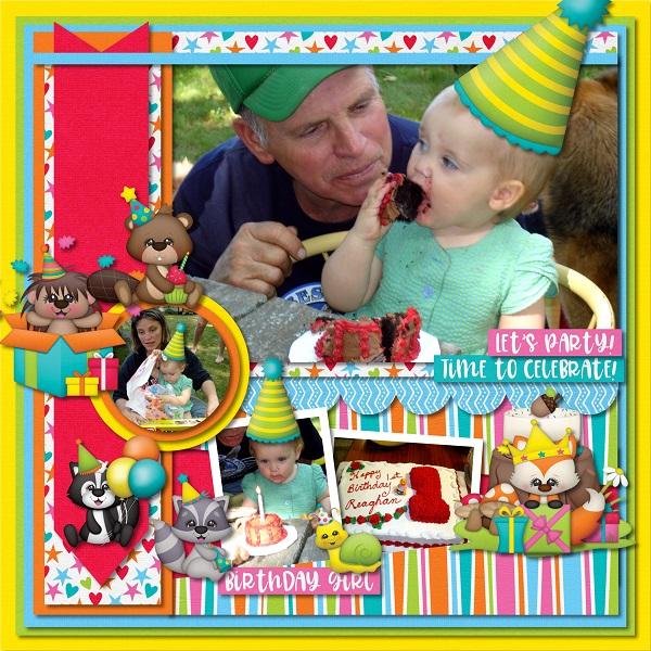 Happy Birthday with Grandpa
