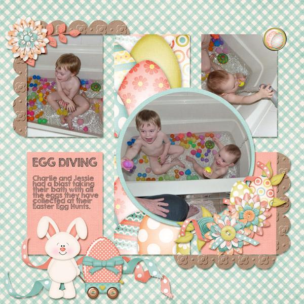Egg Diving