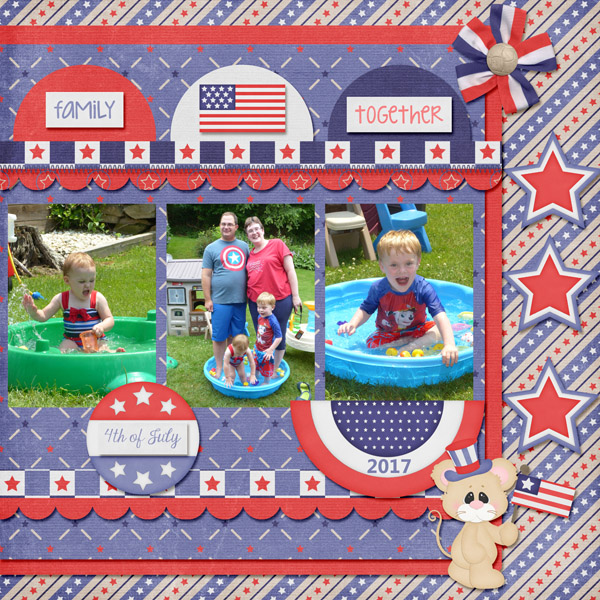Fourth of July Family Fun