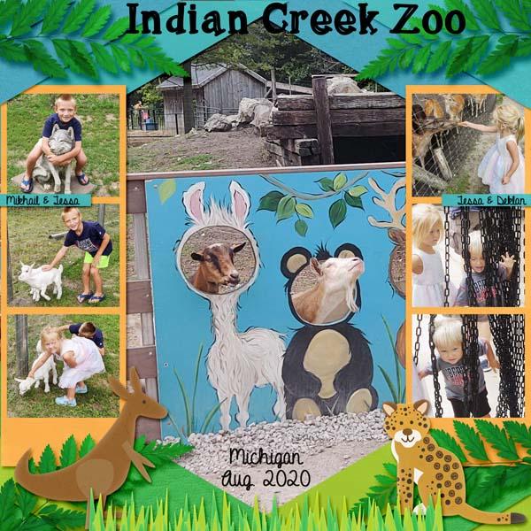Indian Creek Zoo