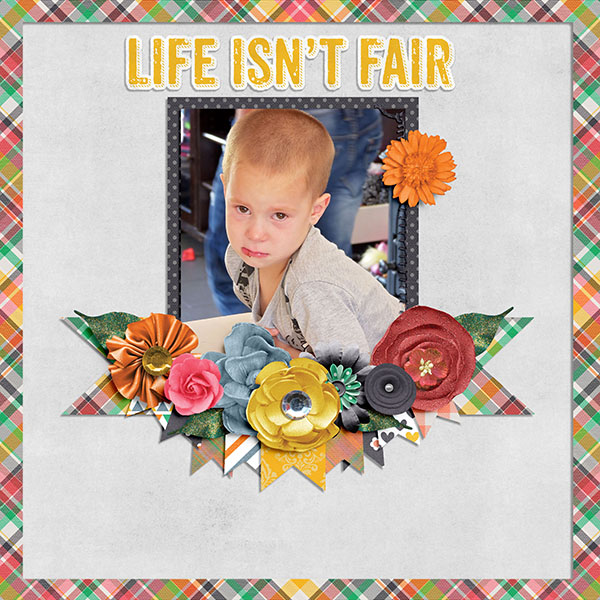 Live isn't fair