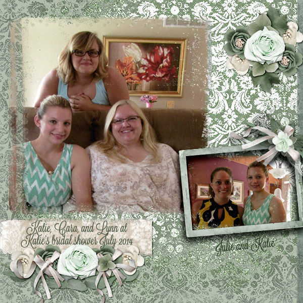 Katie's Bridal Shower