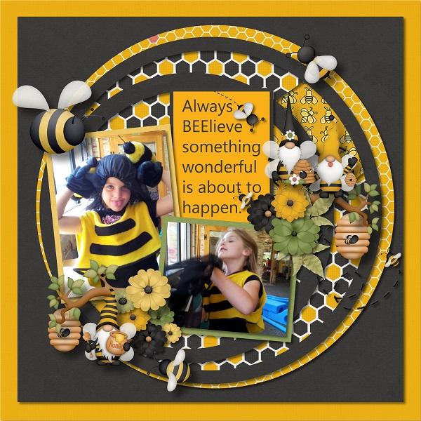 BEE Cute
