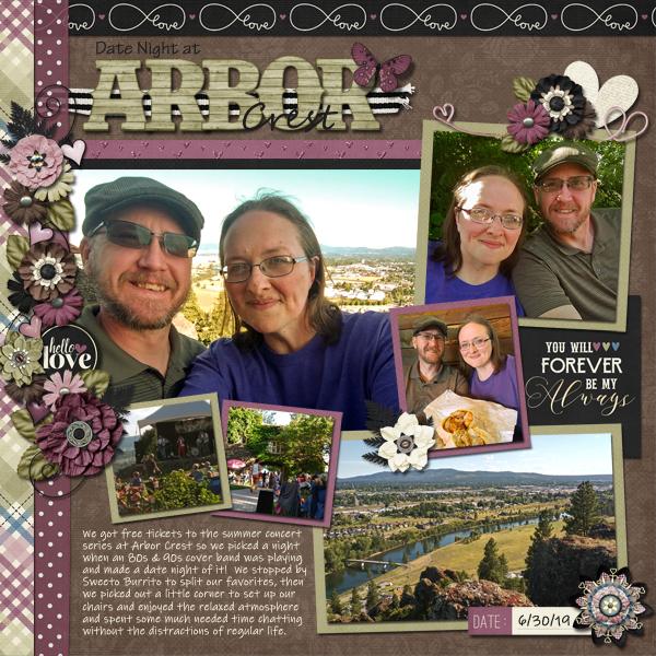 Date Night at Arbor Crest