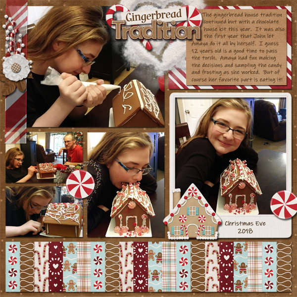 Gingerbread Tradition