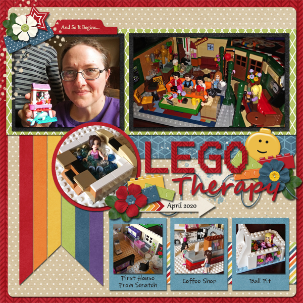 Lego Therapy left