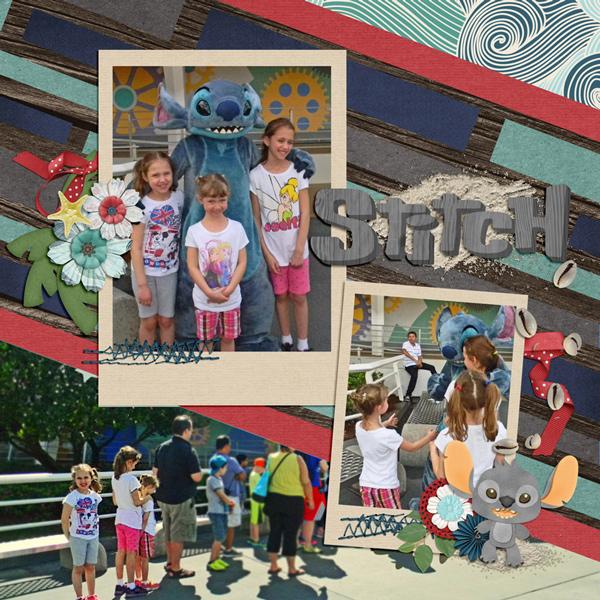 Stitch Meet and Greet!