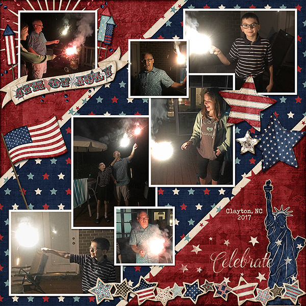 4th of July 2017