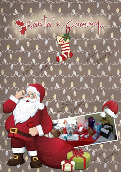 Craft club Christmas 2