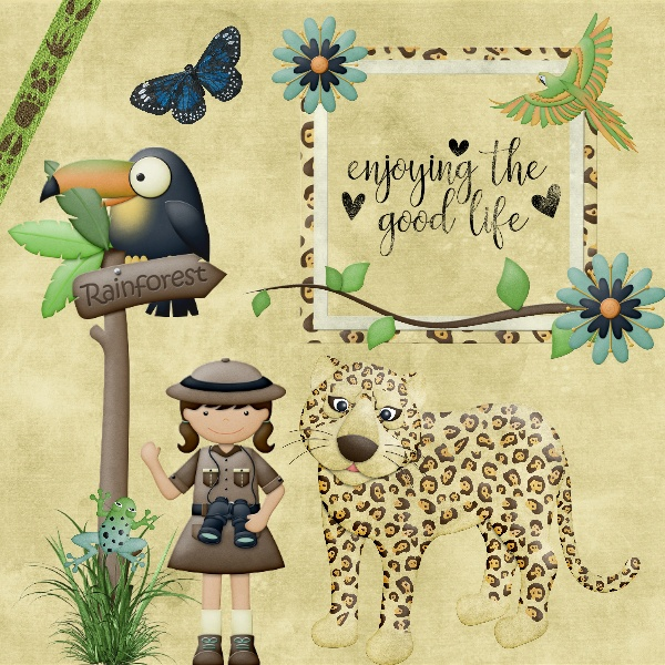 Enjoying the Good Life
