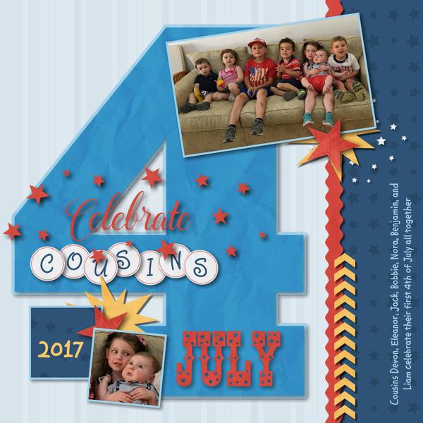 Celebrate Cousins