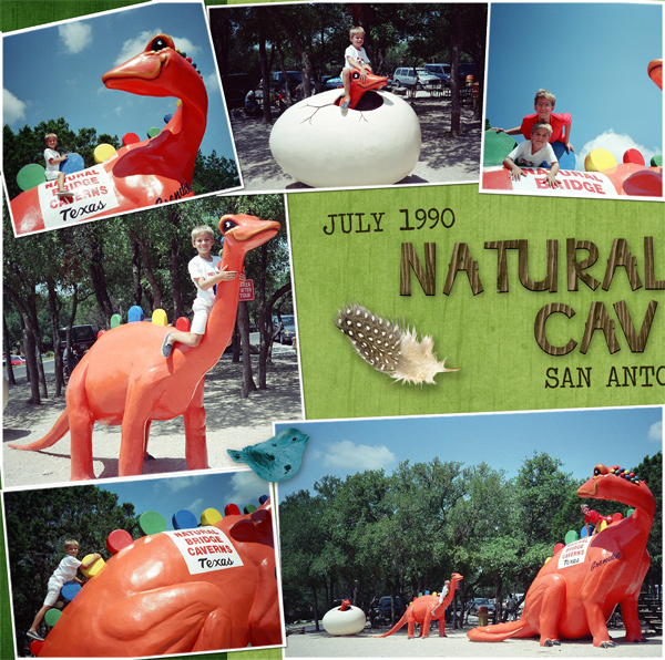 0790 Natural Bridge Caverns LH