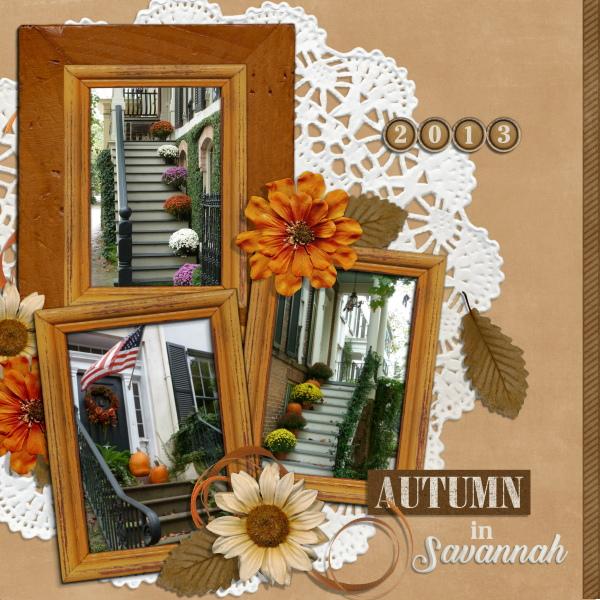2017_11 Daily Download Challenge _Autumn in Savannah