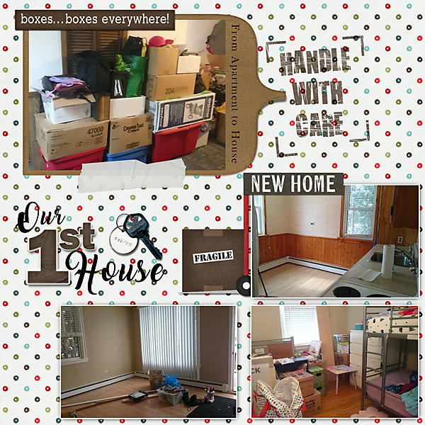 Apartment to House