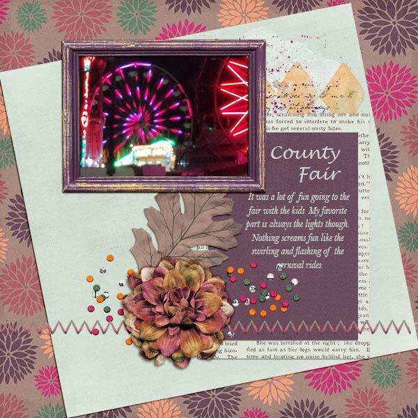 County Fair LIghts