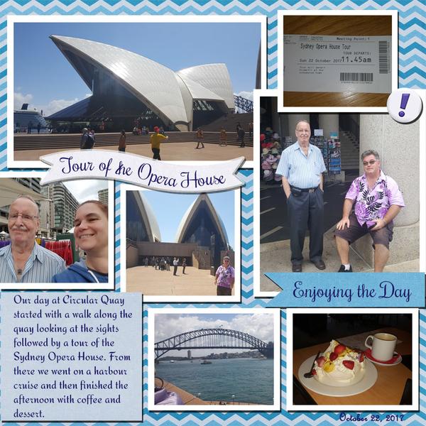 A Day at Circular Quay