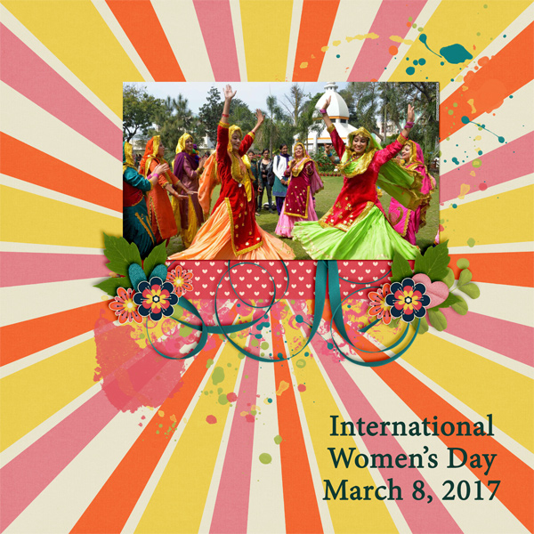 0317 International Women's Day