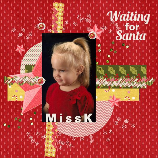 1211 Waiting for Santa