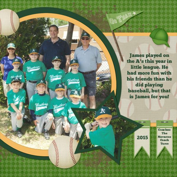 2015 JP Baseball