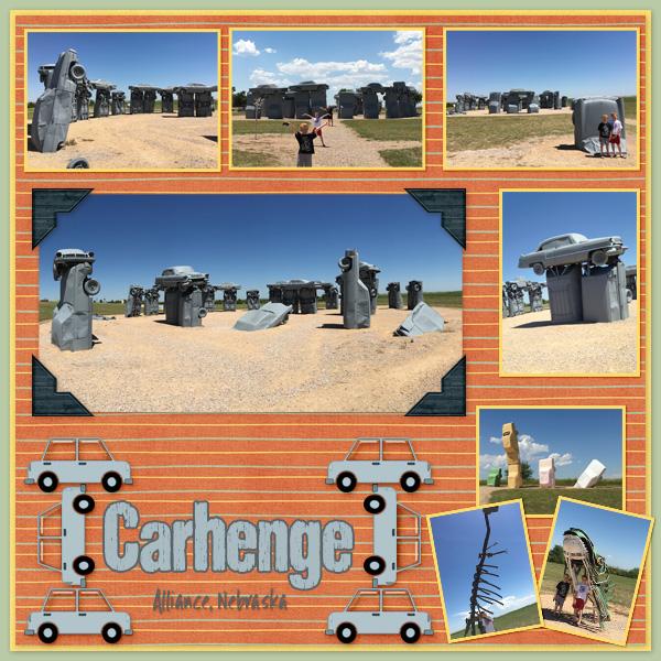 2016 Carhenge