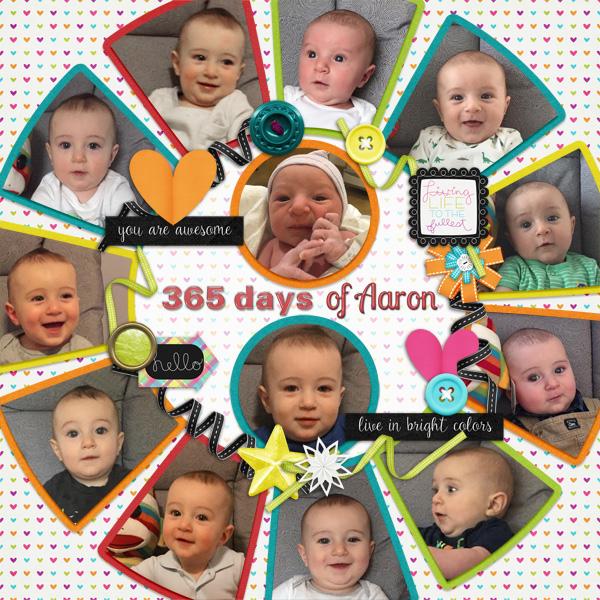 365 Days of Aaron