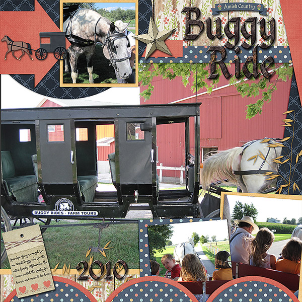 Buggy Ride 2010