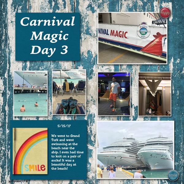 Carnival Magic Day 3