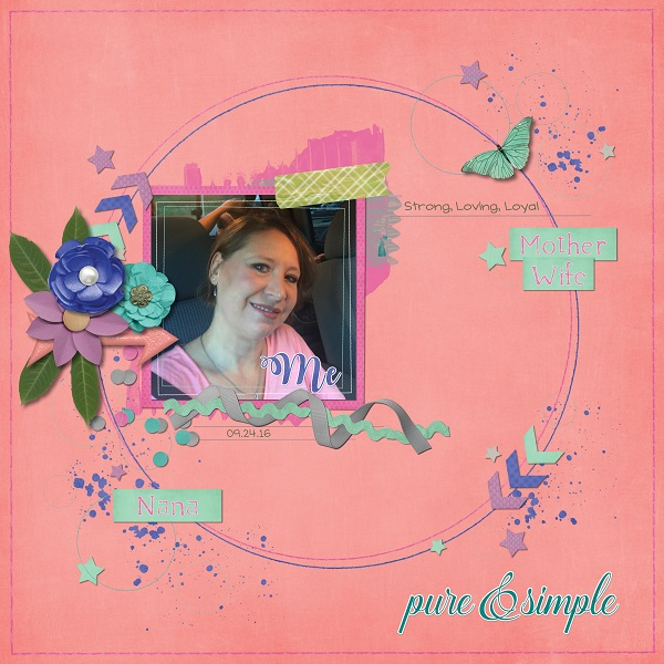 Me - Pure & Simple