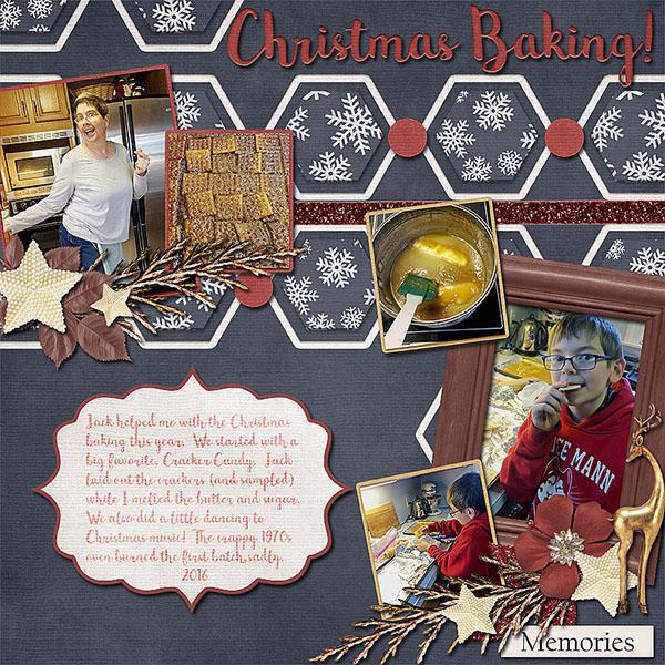 Christmas Baking 2016