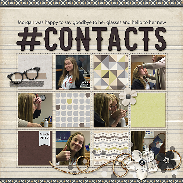 #Contacts