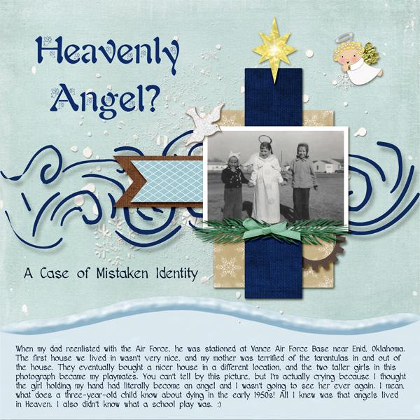 Heavenly Angel?
