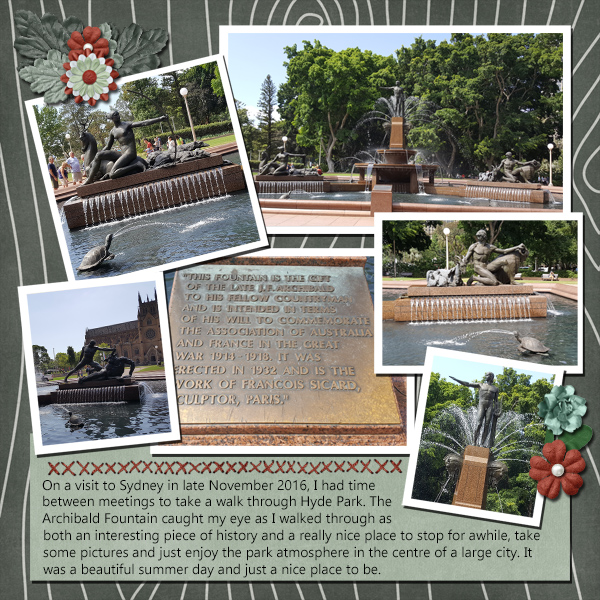 Hyde Park Fountain