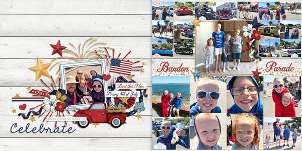 Bandon Oregon July 4th Parade