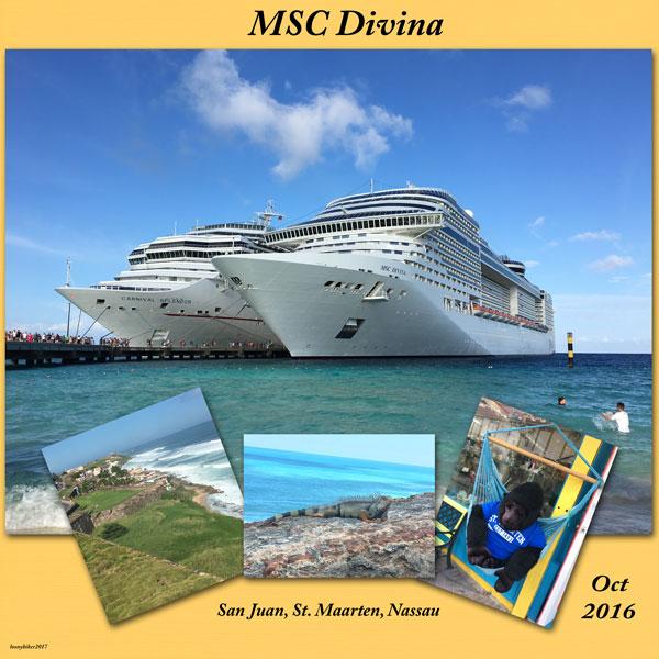 MSC Divina