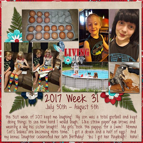 2017 Week 31